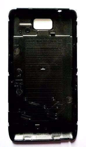 tampa traseira bateria razr d1 xt916 918 preto envio já
