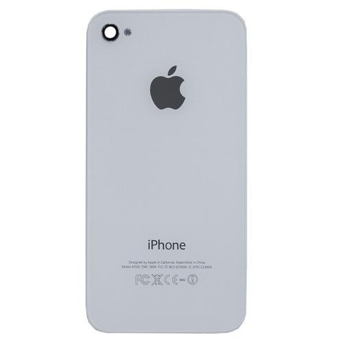 tampa traseira branca iphone 4s original