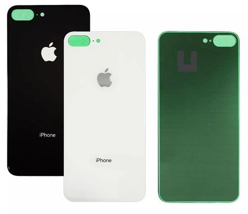 tampa traseira de vidro celular apple iphone 8 plus