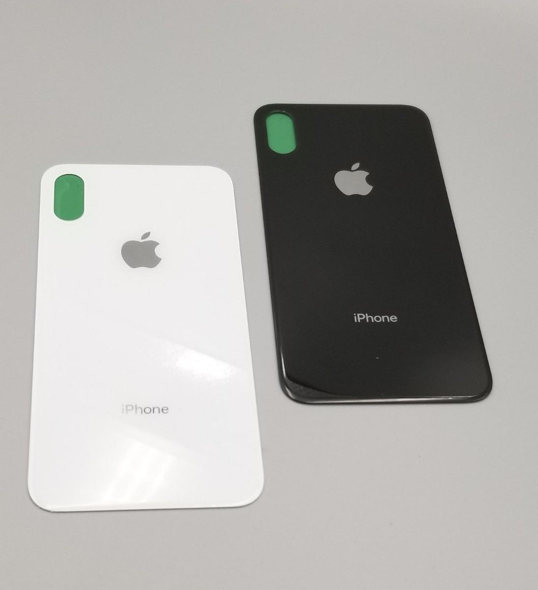 Tampa traseira de vidro iphone x apple original prateado r 4800 carregando zoom stopboris Gallery