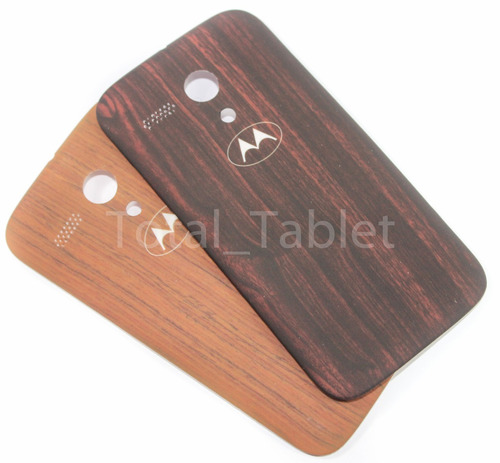 tampa traseira desenho madeira bambu moto g xt1032 + vidro