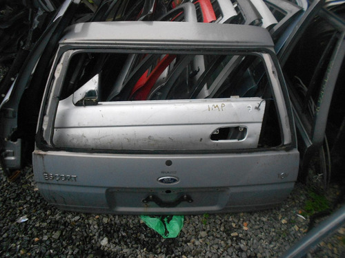 tampa traseira ford escort sw