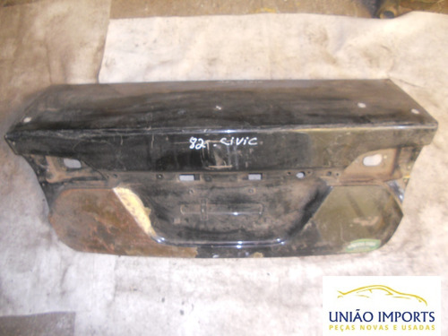 tampa traseira honda new civic sedan 2008/2011 (recuperada)