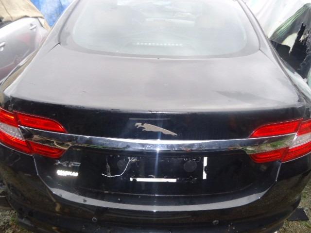 Tampa Traseira Jaguar Xf 2013 V6 Superchager N°01