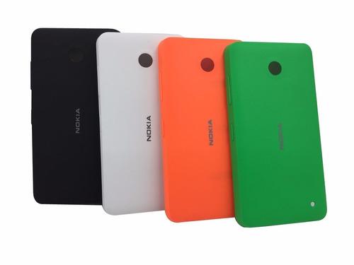 tampa traseira microsoft nokia lumia 630 n630