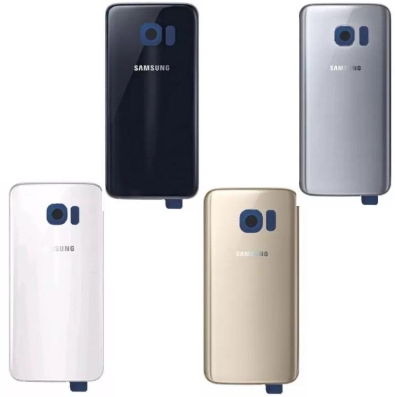 Tampa Traseira Samsung Galaxy S7 G930f G930fd Todas As ...