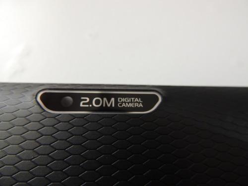 tampa traseira tablet genesis gt - 7240