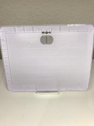 tampa traseira tablet lenoxx tb-8100 usado