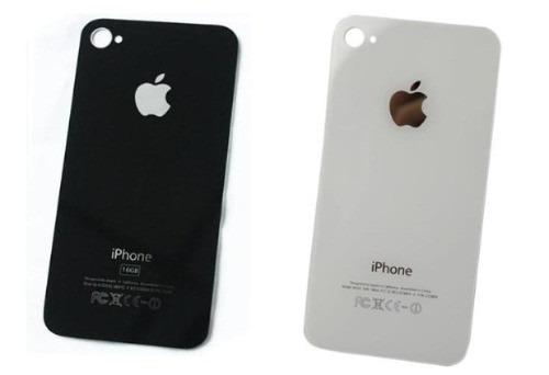 tampa vidro traseira iphone 4 4g e 4s original