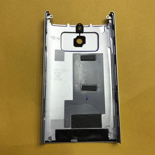 tampa xperia p lt22 sony original prata tampa da bateria