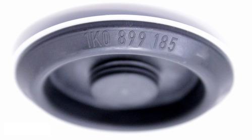 tampao assoalho estepe golf/polo/jetta/beetle 40mm original