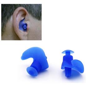 Tampão Protetor De Ouvido Auricular Plug Auditivo Natação
