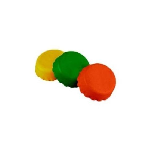 tampas de silicone para garrafas 3 peças - prana