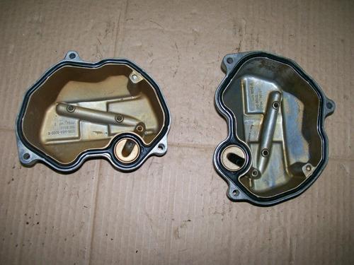 tampas de valvulas s/catalizador honda cg fan 125 até 2008