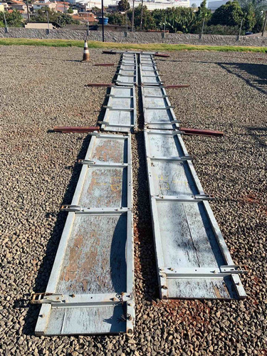 tampas / guardas de carga seca