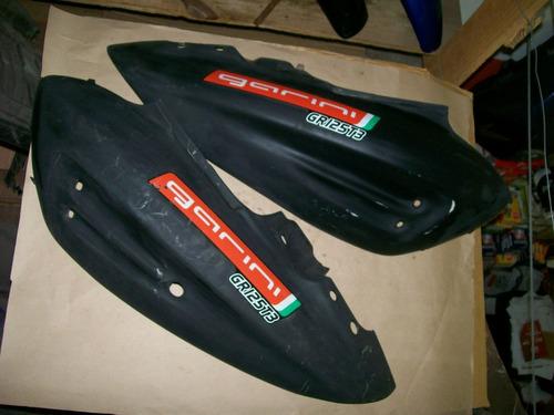 tampas laterais garini gr 125t3 original (usadas)promoção!