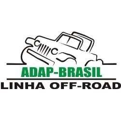 tampinha motor de partida p/ flange ap x fusca adap brasil