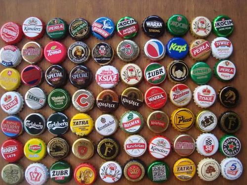 tampinhas antigas de cervejas para coleção ou decoração !