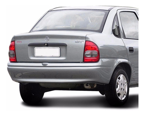 tampão bagagito corsa sedan 1998 1999 2000 2001