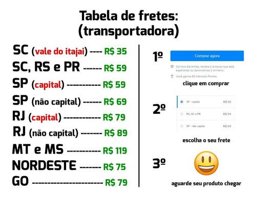 tampão bagagito porta malas ecosport 2003 até 2012 + símbolo