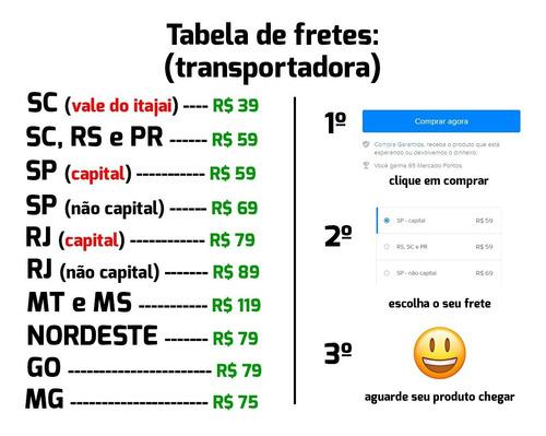 tampão bagagito renault clio hatch 2000 até 2012 + símbolo