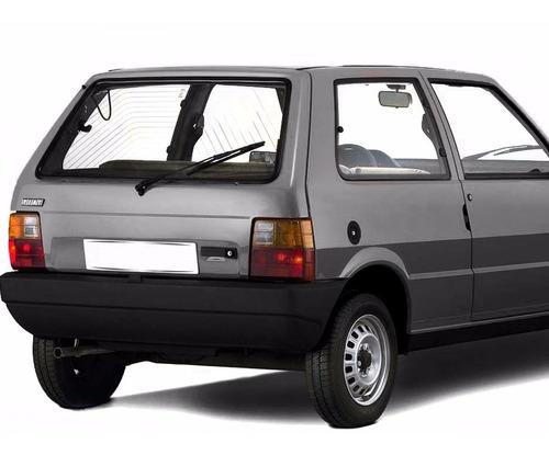 tampão bagagito uno 1985 1986 1987 1988 1989 a 2004 preto