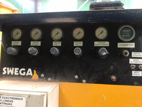 tampo compactadora autopropulsada rs166a 1986