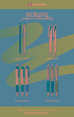 tampografia - grabado laser - sublimado- ponemos tu marca