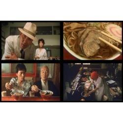 tampopo - os brutos também comem espaguete dvd raro japones