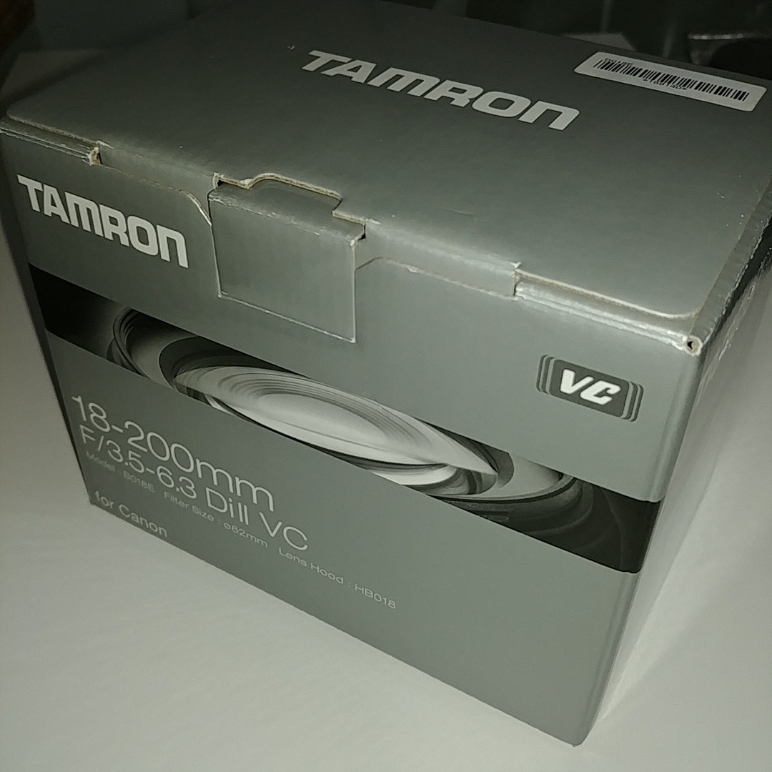 Tamron 18 200mm F 35 63 Di Ii Vc P Nikon 1151100 En Mercado For Canon Cargando Zoom