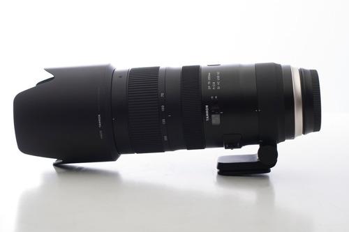 tamron 70-200 f2.8 di vc usd g2 usd como nuevo para canon