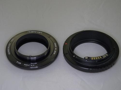 tamron adaptall 28mm f2.5 02b fullframe & 1 adapter canon ou nikon ou m42