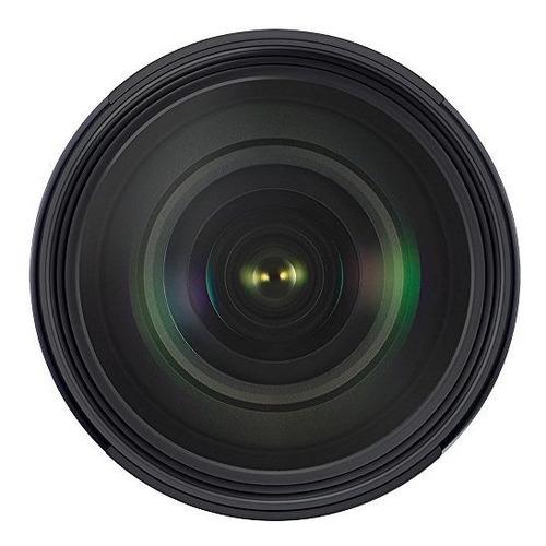 tamron sp 24-70 mm f / 2,8 di lente g2 vc usd para nikon f