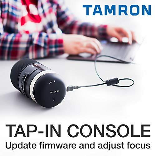 tamron sp 24-70 mm f /2,8 di vc usd g2 lens para nikon f con