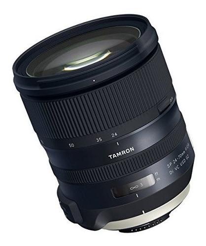 tamron sp 24-70 mm f / 2.8 lente di vc usd g2 para nikon f