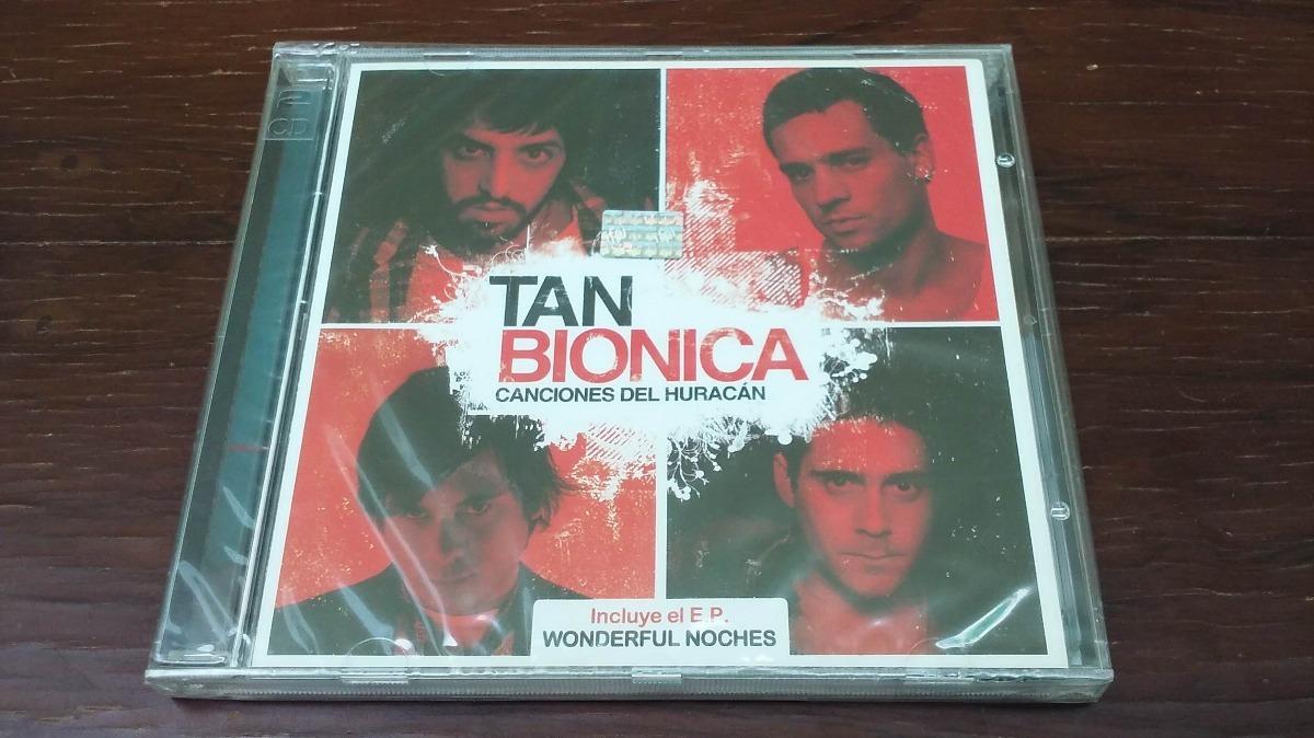disco canciones del huracan tan bionica