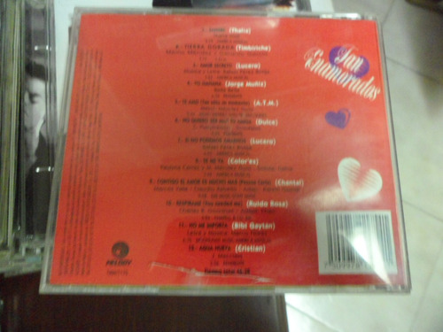 tan enamorados vol 2 cd lucero thalia bibi gaytan colores