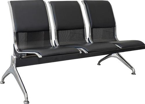 tandem 3 asientos oficinas silla divino