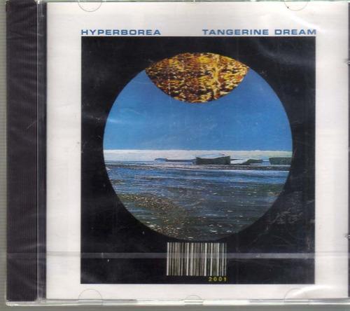 tangerine dream - hyperborea - 1983 cd nuevo cerrado