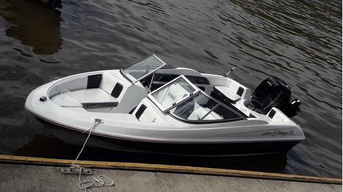 tango 3 v con mercury 60 hp 4 tiempos ecologico  todo okm