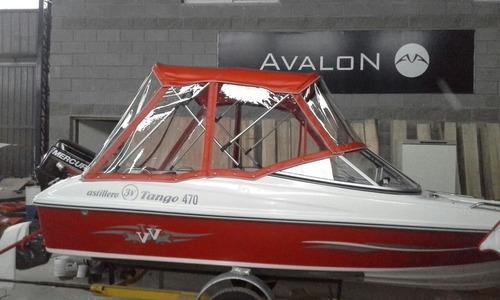 tango 4,7 con mercury 40 hp potenciado de 3 cilindros  okm