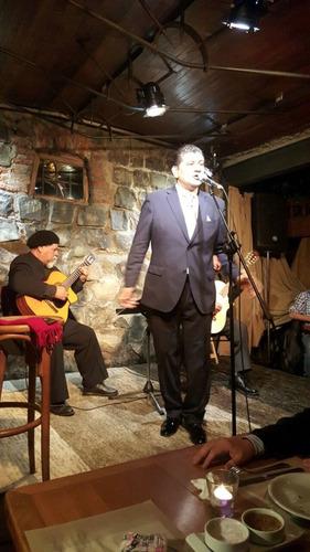 tango argentino-cantante profesional-serenatas-shows