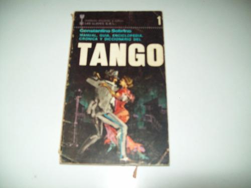 tango   constantino sobrino   manual guía enciclopedia