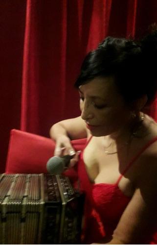 tango en serio cantado e instrumental