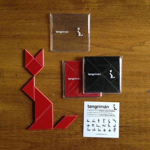 tangriman / tangram imantado