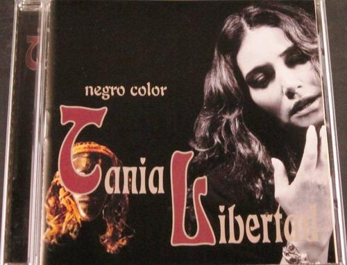 tania libertad - negro color