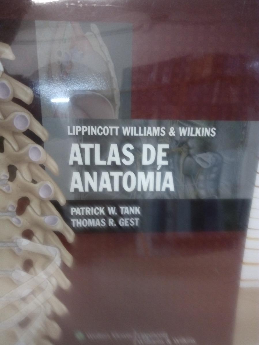 Tank Atlas De Anatomía - $ 400.00 en Mercado Libre