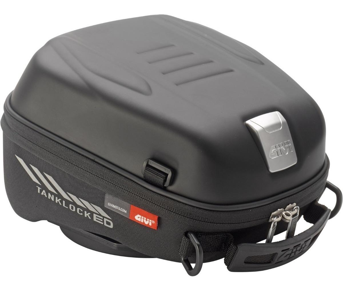 93efc35a783 Tankbag Tanklock Givi St605 Porta Celular 5 Litros - $ 495.000 en Mercado  Libre