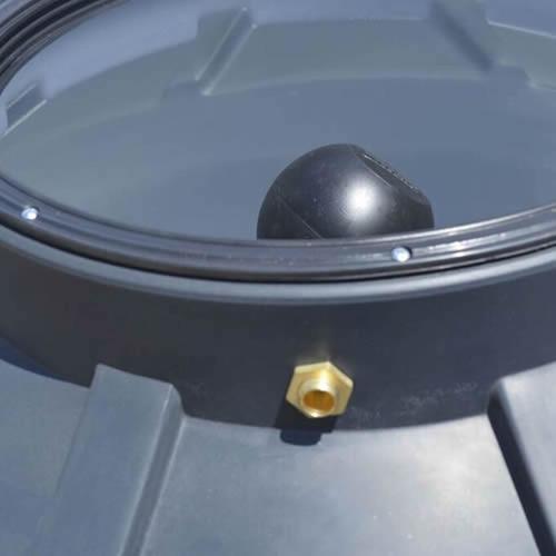 tankes tricapa 500 lts. - de polietileno. para agua. nuevo.