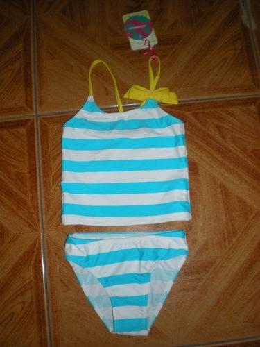 tankini  talla 4 nuevo bikini traje de baño